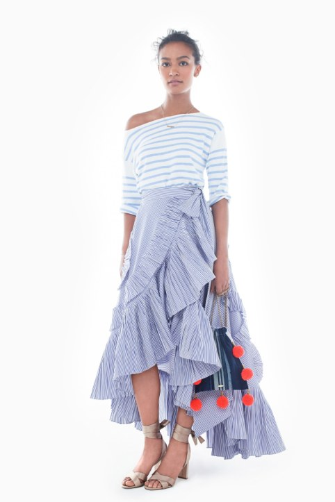 This Flamenco designer inspired outfit is great for summer vacation!
